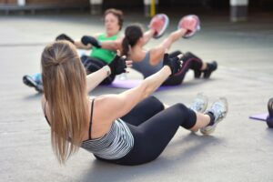 Body Fix Therapies - sports class